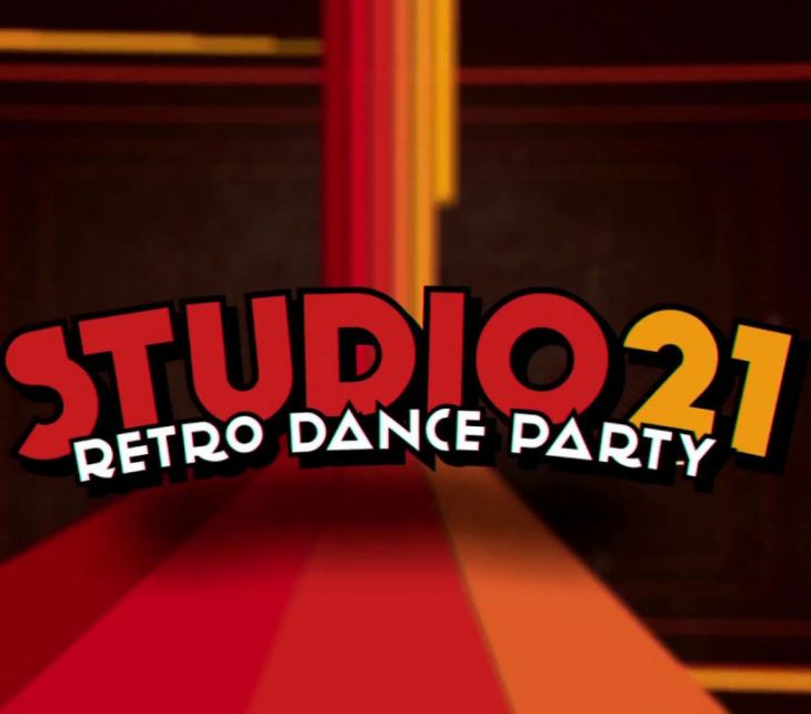 STUDIO 21 RETRO PARTY