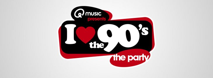 I love the 90's - The party